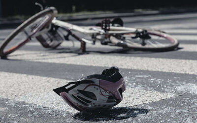 O compensație de 6 cifre pentru bicicliștii accidentati de mașini